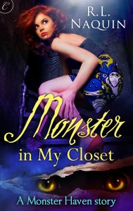Monster in My Closet - A Monster Haven story