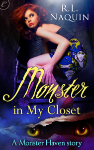 Monster in My Closet - cover